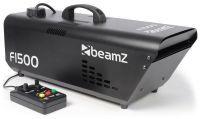 2e keus - BeamZ F1500 Fazer 1500W met DMX en afstandsbediening met timer