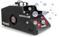 BeamZ SB1500LED Rook- en Bellenblaasmachine met LED's