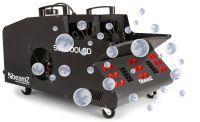 BeamZ SB2000LED Rook- en Bellenblaasmachine met LED's