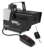 BeamZ RAGE600 rookmachine 600W met draadloze afstandsbediening