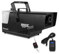 BeamZ RAGE1800 sneeuwmachine met draadloze afstandsbediening