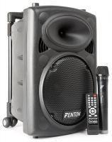 Fenton FPS10 Mobiele PA systeem 300W met bluetooth en draadloze microfoon