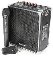 Fenton ST040 Mobiele geluidsinstallatie met Bluetooth en draadloze VHF microfoon