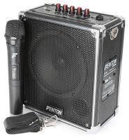 2e keus - Fenton ST040 Mobiele geluidsinstallatie met Bluetooth en draadloze VHF microfoon