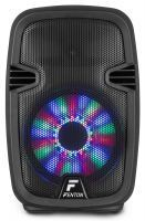 Fenton FT8LED karaoke speaker 300W 8