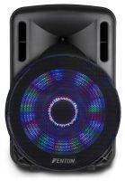 Fenton FT15LED karaoke speaker 800W 15