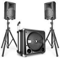 Vonyx VX840BT 2.1 actieve 900W geluidsinstallatie met Bluetooth