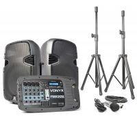 Vonyx PSS302 PA Systeem Set 300W