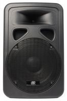 SkyTec SP1200A ABS Actieve PA Speaker 12 inch 600W