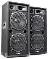 "MAX MAX210 2000W disco speakerset 2x 10"""
