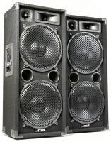 MAX MAX212 2800W Disco Speakerset 2 x 12