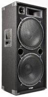 "MAX Disco Speaker MAX215 2000W 2x 15"""