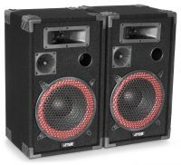 MAX XEN-3512 set PA luidspreker boxen 12