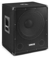 "Vonyx SMWBA15MP3 actieve 15"" subwoofer met Bluetooth - 600W"