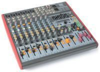 Power Dynamics PDM-S1203 Stage Mixer 12-Kanaals DSP/MP3- USB IN/UIT
