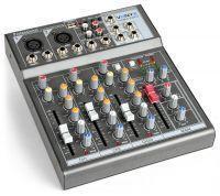 Vonyx VMM-F401 4 kanaals muziek mixer met effect en USB speler