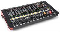 Power Dynamics PDM-M1204A 12 kanaals muziek mixer / versterker