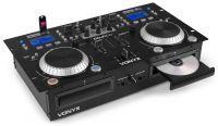 Vonyx CDJ500 CD/USB speler met Bluetooth, mixer en versterker