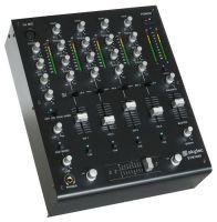 4-Kanaals DJ mixer met Equalizer
