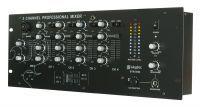 """SkyTec STM-3004 5 Kanaals 19"""" Mixer met Equalizer"""