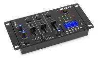 Vonyx STM3030 4 kanaals mixer met USB/SD MP3, Bluetooth en record functie
