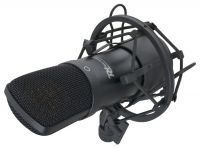 Power Dynamics PDS-M01 professionele studio condensator microfoon voor podcast, zang, etc.