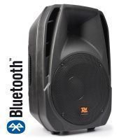 "Power Dynamics PDA-12ABT MP3 actieve 12"" PA speaker"