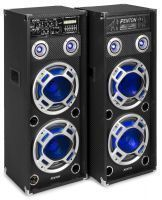 Fenton KA-210 actieve speakers 1600W USB LED
