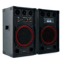 "Fenton SPB-12 actieve speakerset 12"" 800W met Bluetooth"