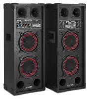 "2e keus - Fenton SPB-26 Actieve speakerset 2x 6,5"" 600W met Bluetooth"