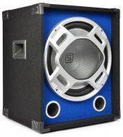"PA DJ Subwoofer 15"" 600W met LED Disco Verlichting"