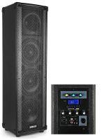 Vonyx LM80 LightMotion actieve speaker met LED lichtshow