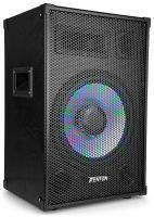 "Fenton TL12LED passieve 600W 12"" speaker met LEDs"