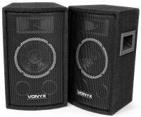 Vonyx SL6 PA Speakerbox 6 inch 150W - Per paar