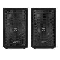 Vonyx SL6 PA Speakerbox 6 inch 250W - Per paar