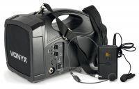 Vonyx ST012 draagbaar PA systeem met draadloze headset microfoon