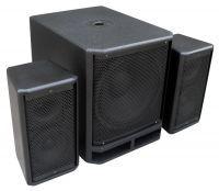 Power Dynamics COMBO1800 actieve 2.1 luidsprekerset - 1800W