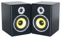 "Power Dynamics PDSM Actieve 6.5"" Studio Monitor Speakerset 200W"