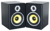 "2e keus - Power Dynamics PDSM Actieve 6.5"" Studio Monitor Speakerset 200W"
