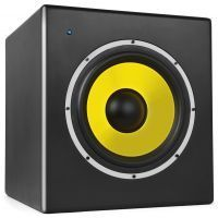 Power Dynamics Galax 10 Studio Monitor Subwoofer