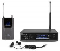Power Dynamics PD800 professioneel in-ear monitor systeem - UHF