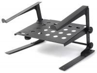 Power Dynamics laptop / midi-controller steun met opbergvak
