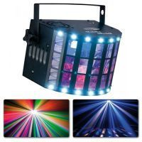 ShowTec Techno Derby RGBW LED effect