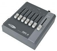 2e keus - Showtec SDC-6 DMX controller 6 kanaals