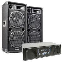 MAX 'Dark Night 210' geluidsinstallatie - 2000W max.