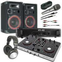 Resident DJ Controller set 400