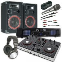 Resident DJ Controller set 700