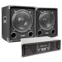 MAX 'Dark Night 12SUB' subwooferinstallatie - 1600W max.