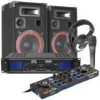 Hercules DJControl Starlight DJ set 1000