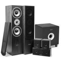 Fenton 5.1 home cinema surround speakerset 1300W met 8